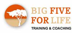 Big Five for Life logo 300px